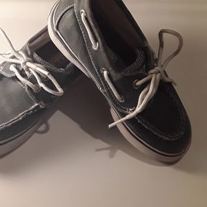 Sperry boy loafers, size 13